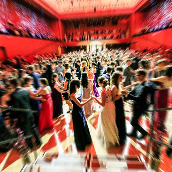 Abiball Partybild